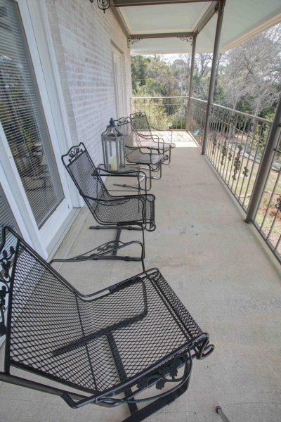 Jubilee Suites- Azalea West-facing Balcony