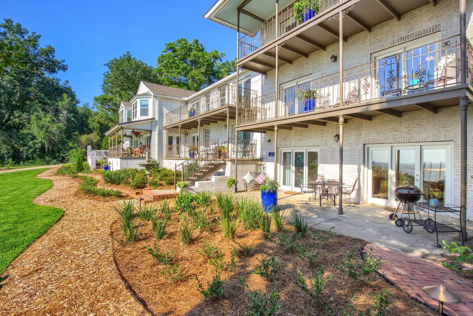 Dogwood Patio Jubilee Suites Fairhope, AL