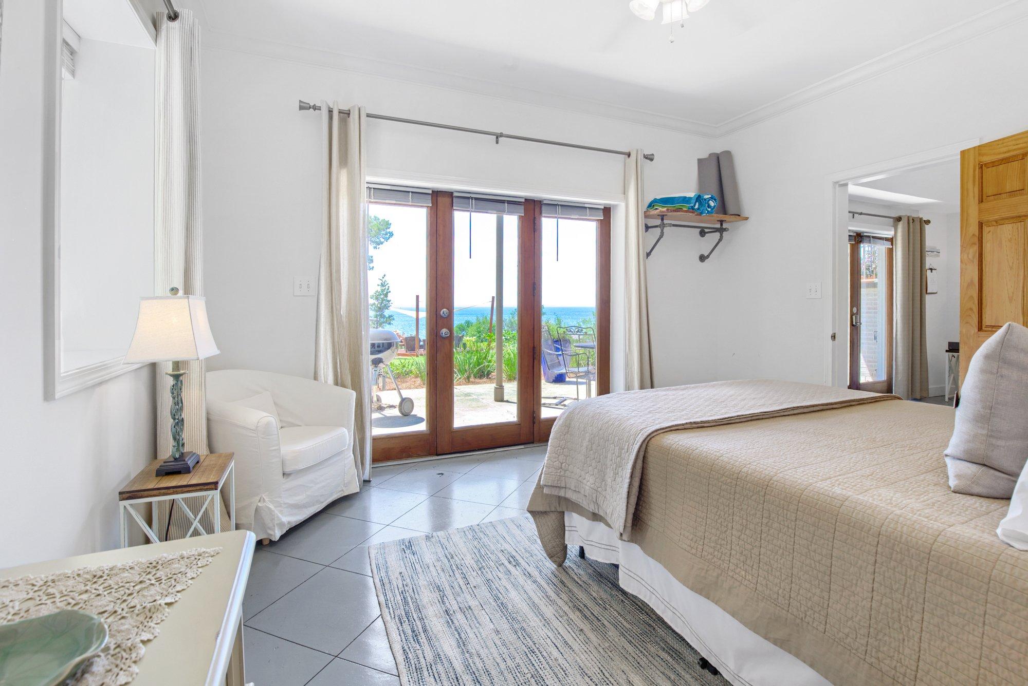 Dogwood Bedroom View Jubilee Suites Fairhope, AL