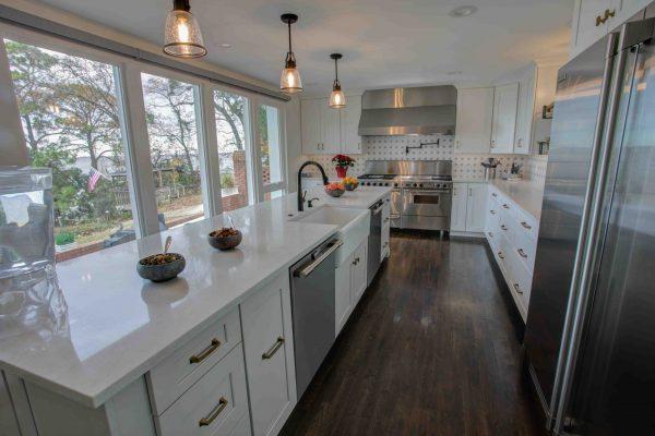 Jubilee Suites, Fairhope, AL- Catering Kitchen