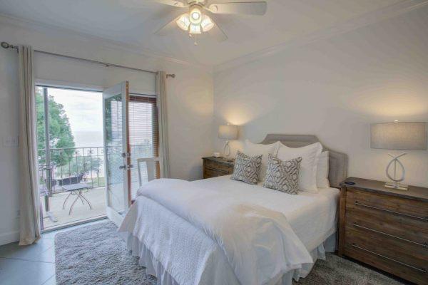 Jubilee Suites, Fairhope, AL- Camellia Suite Bedroom