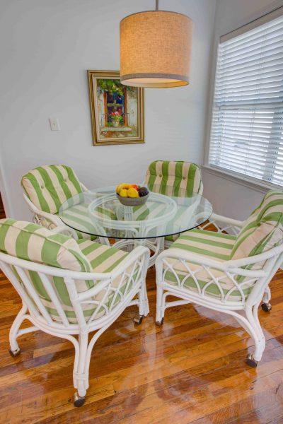Jubilee Suites, Fairhope, AL- Charlotte Dining Area