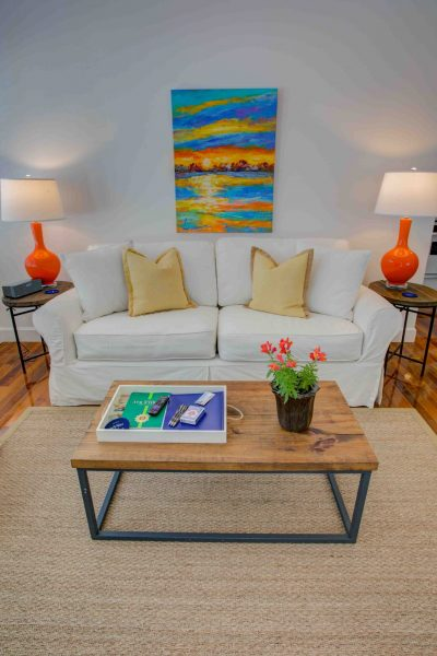 Jubilee Suites, Fairhope, AL- Charlotte Living Area