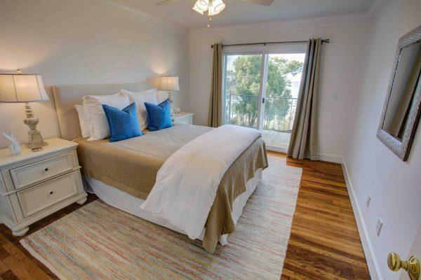 Jubilee Suites, Fairhope, AL- Cypress Suite Bedroom