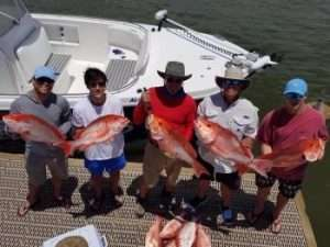 Deep Sea Fishing at Jubilee Suites. Fairhope, AL