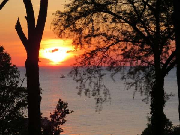 Sunset at Jubilee Suites, Fairhope, AL