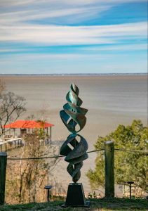 Art by Craig Riches at Jubilee Suites in Fairhope, AL