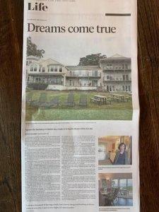 AL.com article about Jubilee Suites, Fairhope, AL