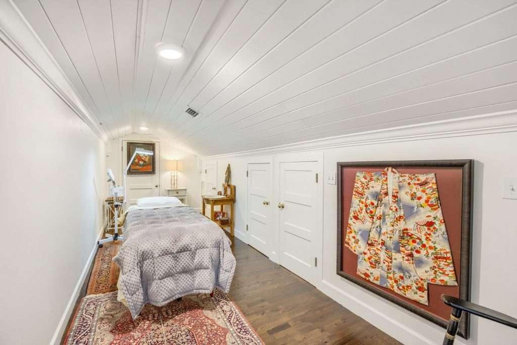 Spa room at Jubilee Suites in Fairhope, AL