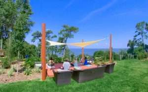 Yoga on the Bluff at Jubilee Suites in Fairhope, AL