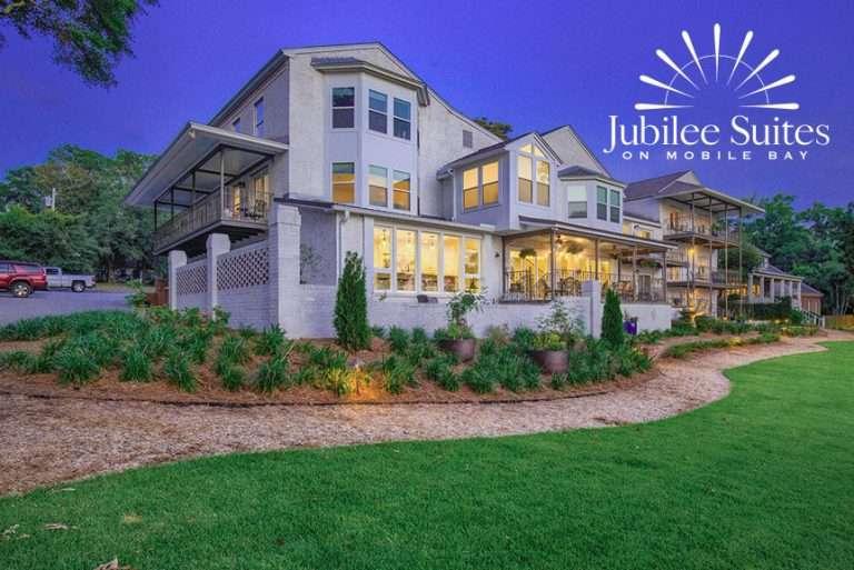 Jubilee Suites in Fairhope, AL West-facing View