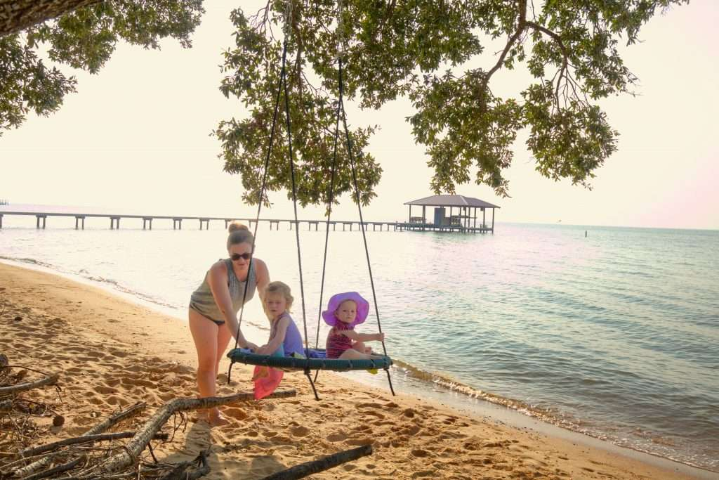Family Vacation at Jubilee Suites in Fairhope, AL