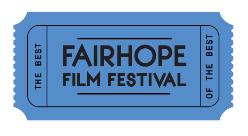 Fairhope Film festival logo