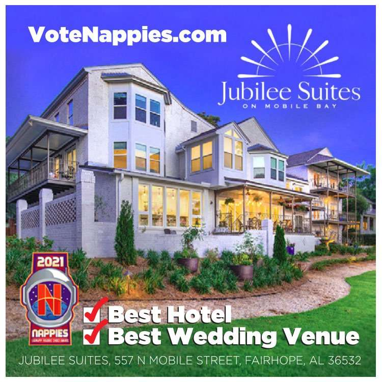 Vote for Jubilee Suites in the Nappie Awards 2021