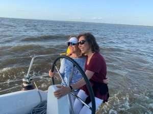 SailTime and Dana Maloney